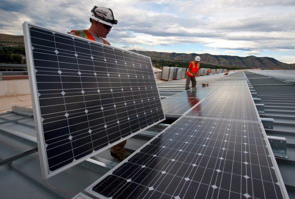 photovoltaique professionnels