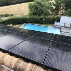 BRIVAL ECO ENERGIE, votre installateur photovoltaïque en Charente Maritime