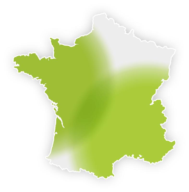 carte-france-ouest-est